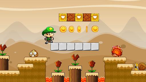 Super Bob's World: Jungle Adventure- Free Run Game 1.233 screenshots 2