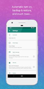 WhatsAuto – Reply App 8