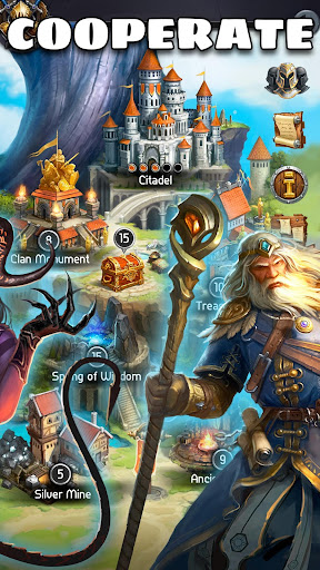 Card Heroes - CCG game with online arena and RPG modavailable screenshots 2