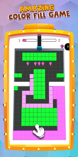 Color Blocks Fill  - block puzzle - coloring games  screenshots 7