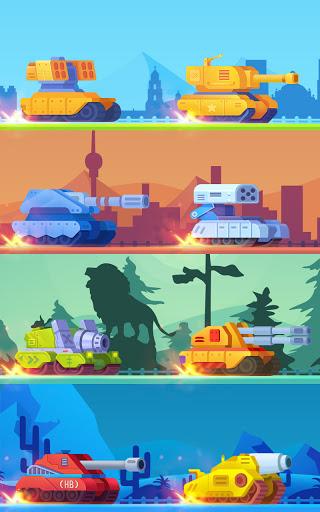 Code Triche Tank Firing - FREE Tank Game mod apk screenshots 5