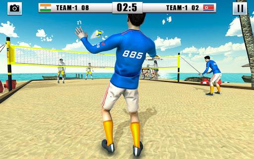 Volleyball 2021 - Offline Sports Games apkpoly screenshots 3