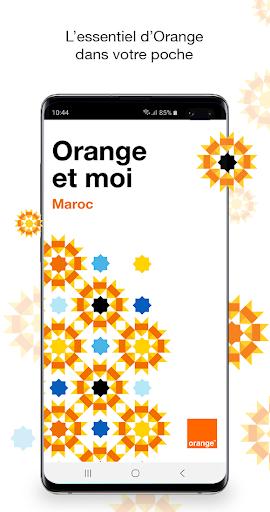 Orange et moi Maroc 8.3 Screenshots 2