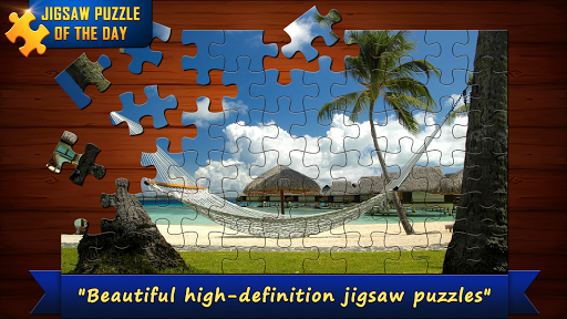 Jigsaw Puzzle Of The Day 1.44 screenshots 1