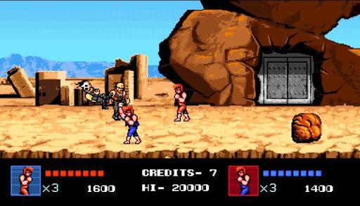 double dragon 4 screenshot 3