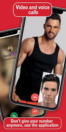 JocK - Gay video dating and gay video chat  Screenshots 4