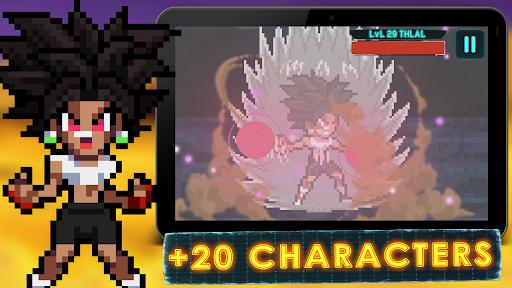 Superhuman Smite - Z Fighters 4.0.1 screenshots 1