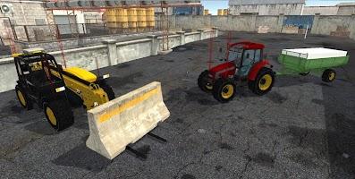 Excavator Simulator Backhoe Loader Game