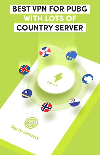 VPN for P u b g Mobile - Unlimited Fast Free VPN  screenshots 1