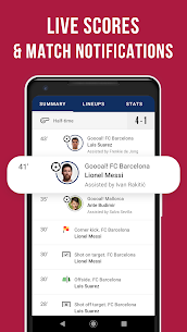 Barcelona Live: Unofficial App for football fans 3