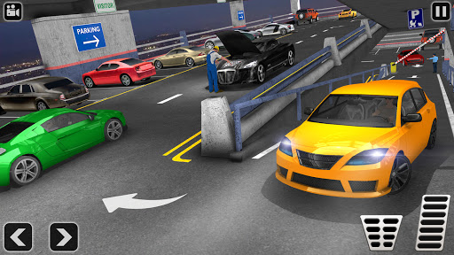 Car Parking Driver Test: Multistory Driving Mania screenshots 23