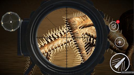 Monster Spider Shooting World Hunter -Spider Games screenshots 6