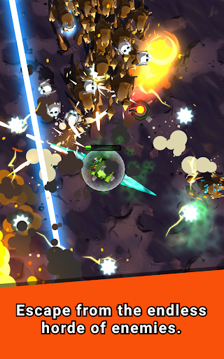 Tank Alien War: Survival Game  screenshots 9