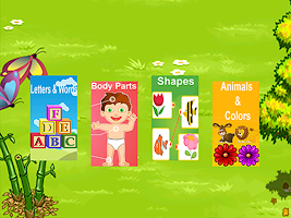 ABC Smart Baby -Funny Animals, Body Parts, Colors