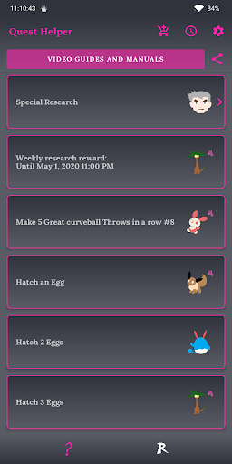 Quest Helper GO + GO Rocket apktram screenshots 4
