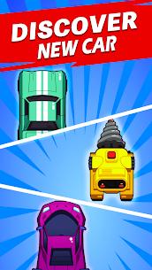 Merge & Fight MOD APK: Chaos Racer (GOD MODE) Download 5