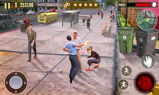 Real Gangster Street Crime Vegas 2019 1.12 Screenshots 1