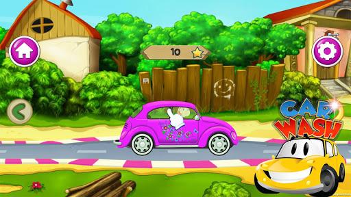 Car wash games - Washing a Car 5.1 screenshots 13