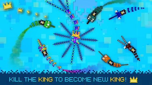 Pixel Sword Fish io  screenshots 10