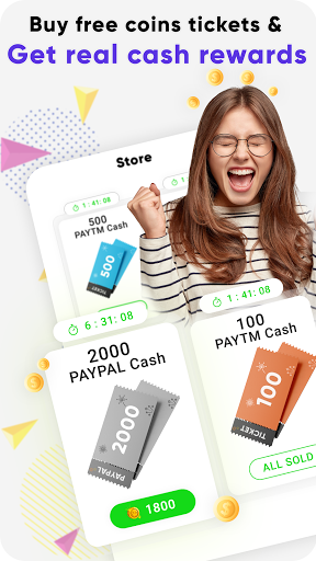 Real Cash Games : Win Big Prizes and Recharges apklade screenshots 2