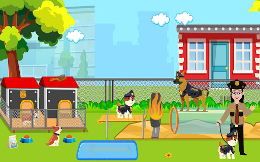 Pretend Play My Police Officer: Stop Prison Escape 1.0.3 screenshots 8