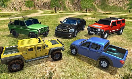Offroad SUV Drive 2021 screenshots 5