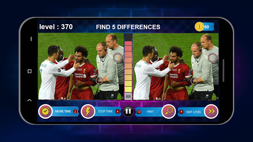 Spot 5 Differences 1000 levels 1.6.9 screenshots 1