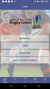 World Rugby Laws of Rugby 4.2.5 Mod APK UNLOCKED 2
