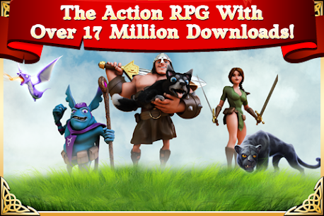 Arcane Legends MMO-Action RPG 1