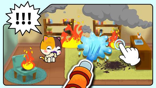 Baby Panda's Fire Safety  screenshots 12