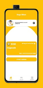 Doge Miner – Dogecoin Cloud Mining For Android 2