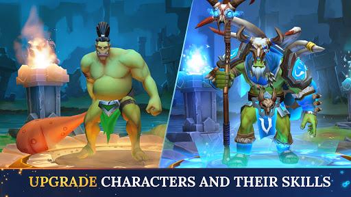전쟁 군주 (Warlords):전설의 턴제 RPG 이미지[4]