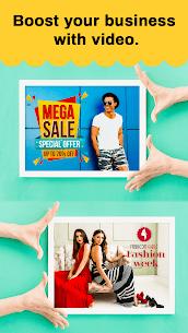 Marketing Video Maker, Slideshow Creator, Ad Maker MOD (Pro) 1