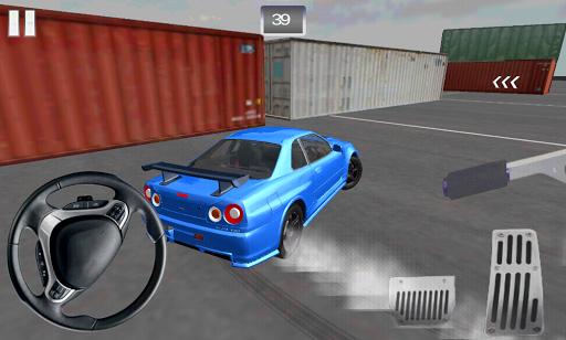 drift parking 3d screenshot 3