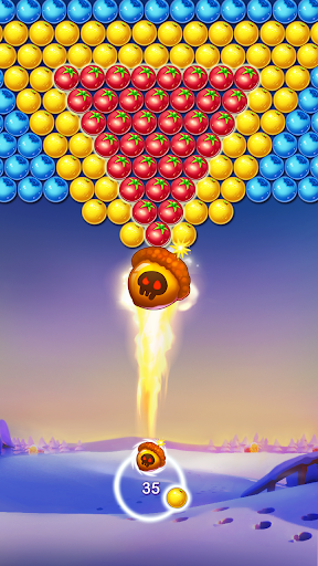 Bubble Shooter - Bubble Fruit  screenshots 3