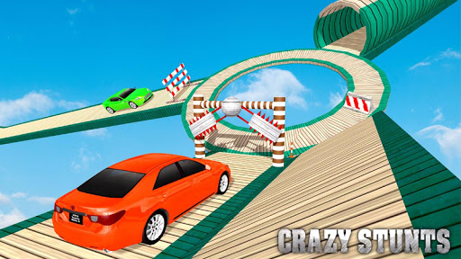 Stunt Car Racing Games Impossible Tracks Master 1.1 Screenshots 15