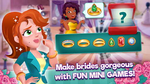 Code Triche Ellie's Wedding Dash: A Wedding Game & Shop Bridal (Astuce) APK MOD screenshots 3