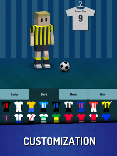ud83cudfc6 Champion Soccer Star: League & Cup Soccer Game 0.81 Screenshots 1
