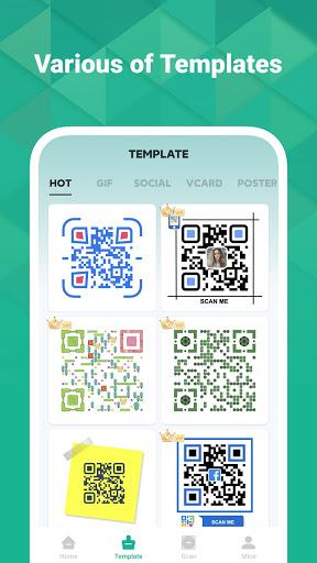 QR Generator Pro - QR Creator & Barcode Generator  screenshots 2