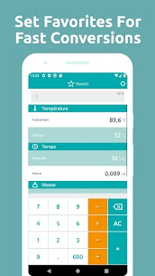 Conversion Calculator Mod Apk, Convert miles (Full Unlocked) 4