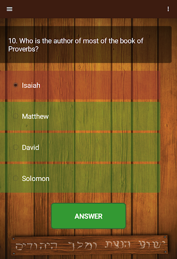 Biblical Quiz 2.01.300 screenshots 9