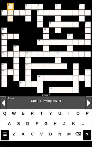 Easy Crosswords  screenshots 12