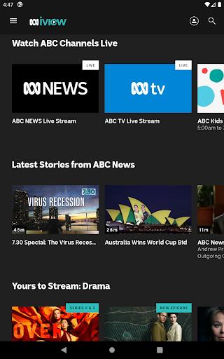 ABC iview  screenshots 16