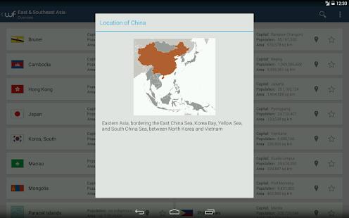 World Factbook Flags & Maps
