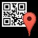 Geo2QR :地図のQRコード - Androidアプリ
