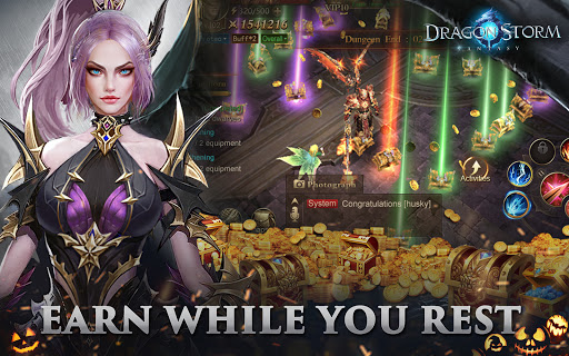 Dragon Storm Fantasy 2.0.1 screenshots 11