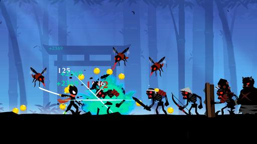 Stickman Revenge 4: Epic Stick War modavailable screenshots 5