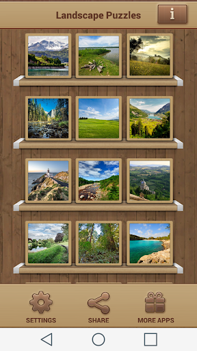Landscape Puzzles 55.0.55 screenshots 1