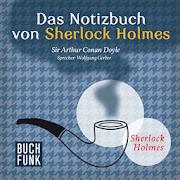 Notizbuch von Sherlock Holmes