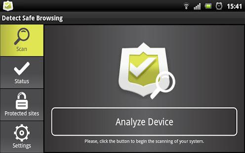 Detect Safe Browsing